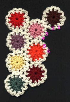 ~Sound of the Goings in Top of the Mulberry Trees~: YoYo Afghan - free join-as-you-go pattern
