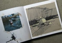 St. Sampsons Harbour. Guernsey by tony allain