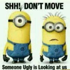 Shh dont move