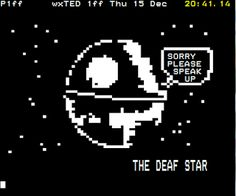 TeletextR: Star Wars Humour(?)  by Carlos