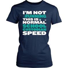 Custodian - Normal Speed