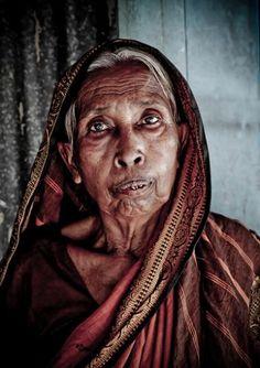 Fotografie Masja Stolk, Bangladesh, Portret