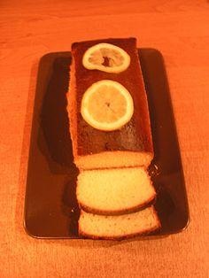 Ciasto cytrynowe. Idealne dla niezpodziewanych gości bo proste w przygotowaniu.