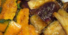 パスタなどの洋食によく合う焼き野菜です。 Chicken Wings, Sweet Potato, Pork, Potatoes, Favorite Recipes, Sweets, Lunch, Meat, Fruit