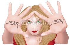 Stop! © crazycolors