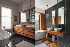 Afbeeldingsresultaat voor inrichting badkamer met hoog laag bad