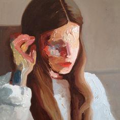 Paintings by Guim Tió | http://inagblog.com/2016/04/guim-tio-update-2/ | #art #paintings