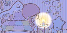 Ĥάνέ ªŊĭŒ Ðάγ — Little Twin Stars: Lala Sanrio Characters, Cute Characters, Little Twin Stars, Little Star, Badtz Maru, Keroppi, Star Illustration, Printable Scrapbook Paper, Star Cloud