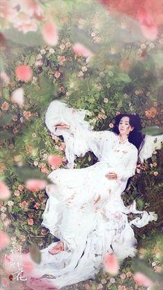 Ten Miles of Peach Blossom/Eternal Love Chinese Movies, Chinese Art, Eternal Love Drama, Chines Drama, Peach Blossoms, Period Dramas, Asian Art, Korean Drama, My Idol