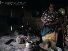 Woman in her Kitchen, El Llano, Tamaulipas, Mexico