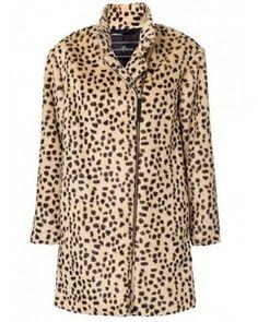 Malene Birger Elasia Leopard Coat