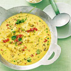 Kokos-Fisch-Curry