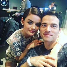 Brant daugherty lucy hale dating co-star