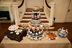 Clean & Scentsible: Halloween Party Ideas