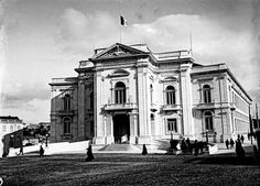Lisboa de Antigamente: Faculdade de Ciências Médicas, antiga Escola Médic...