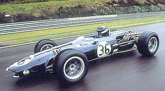 1967 All American Racers Eagle-Weslake - Racing