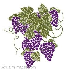 grape vine clip art free grapes clip art vector clip art online rh pinterest com free grapevine clip art borders grapevine wreath clip art