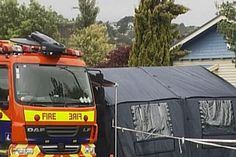 Two arrested over fatal house fire