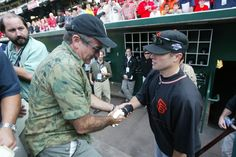 Robin Williams on the SF Giants, baseball and Candlestick Park vs. Pac Bell Park
