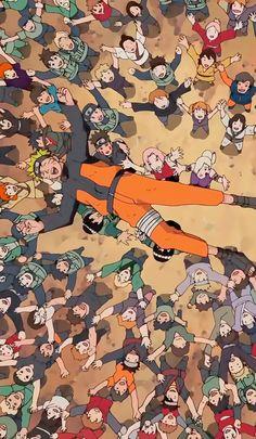 Naruto Uzumaki Shippuden, Naruto Shippuden Sasuke, Naruto Kakashi, Anime Naruto, Naruto Teams, Otaku Anime, Naruto Wallpaper, Wallpaper Naruto Shippuden, Animes Wallpapers