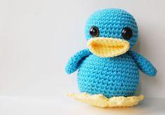 Little Chubby Duckling