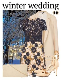 """""""True Romance: Winter Wedding"""" by dazzlious ❤ liked on Polyvore featuring Bounkit and Dorothy Perkins"""