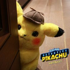 Costumes & Accessories Active 2019 Movie Detective Pikachu Doll Cosplay Props Lightning Pikachu Plush Toy Children Kids Birthday Gifts Bracing Up The Whole System And Strengthening It