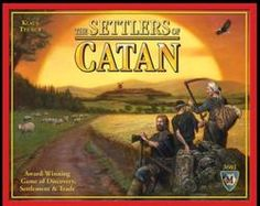 The Settlers of Catan Board Game  $31.49