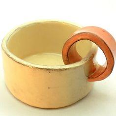 handmade ceramic mugs cups handbuilt