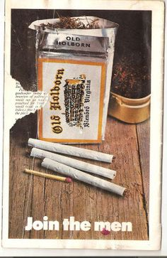Ryan Munns: Old Tobacco Posters.