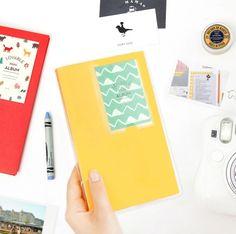 Album Instax Mini LOVABLE, żółty   Albumy Instax   Sklep Internetowy Handpick.eu - starannie wybrana oferta