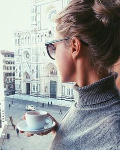stylishblogger: Behind every successful woman is a substantial amount of coffee… by eleosebastiani