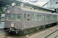 クモハ73026(西ナハ) 1975.6.30川崎 南武線使用 モハ63542(1947年度近畿車輛製造)→モハ73026(1953.1.18吹田工改造)