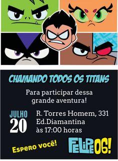 Festa Jovens Titans