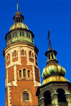 Doug's Photo Blog: A Jesuit Church in Krakow