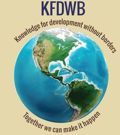 Knowledge for development without borders Information And Communications Technology, Without Borders, Sustainable Development, Together We Can, People Around The World, Knowledge, Training, Twitter, Link