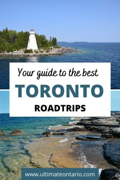 There are so many great multi-day road trips from Toronto, Ontario. Ontario is full of great places to visit no matter how much time you have for your Toronto road trip. Discover the best Ontario drives, the Ontario highlands, the Central Hills of Arts and Nature and much more! #Ontario #OntarioTravel #Canada #CanadaTravel #Toronto #CanadaRoadtrips Ontario Travel, Toronto Travel, Cool Places To Visit, Great Places, Canadian Travel, Prince Edward Island, Short Trip, Weekend Trips, Amazing Destinations