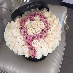it looks better in black Flower Boxes, My Flower, Flower Letters, Types Of Flowers, Brighten Your Day, Red Roses, Floral Arrangements, Color Pop, Prada