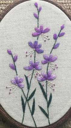 Embroidery Floss Projects, Crewel Embroidery Kits, Embroidery Flowers Pattern, Simple Embroidery, Japanese Embroidery, Embroidery Patterns Free, Silk Ribbon Embroidery, Hand Embroidery Patterns, Embroidery Thread