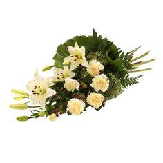 Begravningsbukett 415 kr