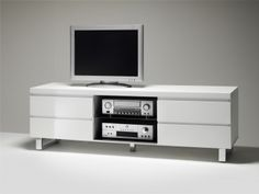 Tv bank weiß  MOSTORP TV-Bank, weiß | Herd, Geschirrschränke und Schubladen
