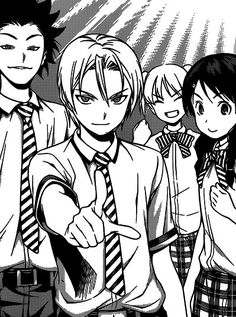 Shokugeki no Soma// Tadokoro Megumi,Yuki,Takumi and Isami Aldini Yukihira Soma, Shokugeki No Soma Anime, Fanart, Cosplay, Akira, Anime Manga, Memes, Fandoms, Animation
