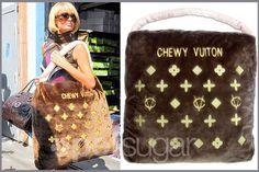 Yes, my pomeranian would LOVE a Chewy Vuitton bed. If you are out of stock, Sniffany & Co. will be just fine.