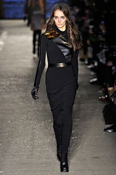 I don't normally wear dresses, but I would wear this. While plotting world domination.