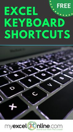 Here's an awesome Excel keyboard shortcut cheat sheet that will surely be of great help to you everyday in Excel! This template is from Excel Budget Template, Schedule Templates, Planner Template, Excel Cheat Sheet, Microsoft Excel Formulas, Excel For Beginners, Computer Shortcut Keys, Excel Hacks, Keyboard Shortcuts