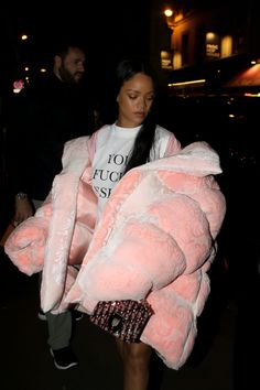 """smokingsomethingwithrihanna: """" """"Out And About In Paris (Oct. 1) """" """""""