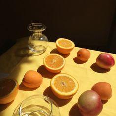funkaccident:  Morning fruits