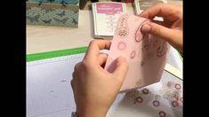 Spaß am kreativen Basteln - Handtäschchen