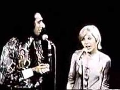 """Tiny Tim and Chelsea Lee did a gender-bending version of Sonny and Cher's """"I Got You Babe."""""""