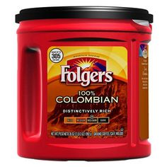 Folgers Gourmet Supreme Ground Coffee, Deep & Full Bodied, Dark Roast, Packages (Pack of – Coffee Coffee Pods, Coffee Cafe, Coffee Beans, Coffee Drinks, Folgers Coffee, Colombian Coffee, Tea Packaging, Dark Roast